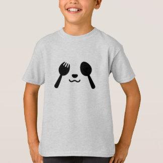 Camiseta Eu estou na dieta de Pandalicious