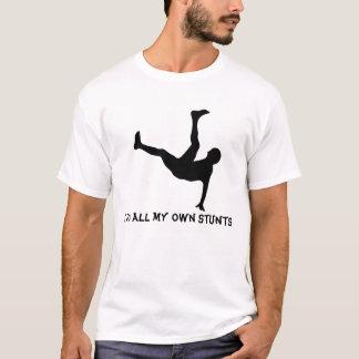 Camiseta Eu faço todo meu próprio t-shirt dos conluios