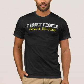 Camiseta EU FERI PESSOAS, Gracie Jiu-Jitsu