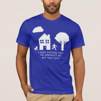 Camiseta EU FUI PARTE EXTERNA t-shirt de UMA VEZ 8 BOCADOS