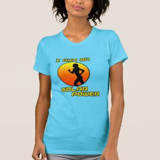 Camiseta Eu funciono em energias solares