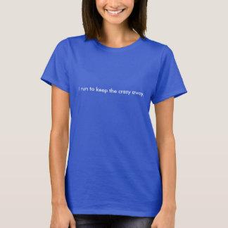 Camiseta EU FUNCIONO PARA MANTER o t-shirt AUSENTE LOUCO