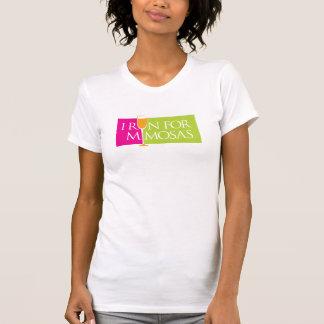 Camiseta Eu funciono para Mimosas