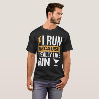 Camiseta Eu funciono porque eu gosto realmente do t-shirt