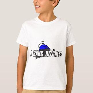 Camiseta Eu golpeio valas