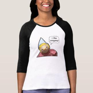 Camiseta Eu gosto de pastéis!