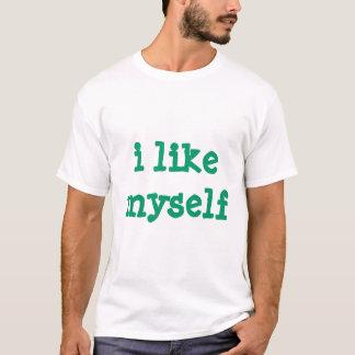 Camiseta eu gosto-me de