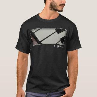 Camiseta eu jogo