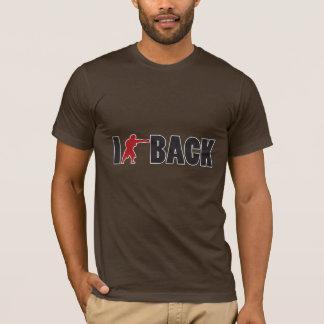 Camiseta EU LUTO PARA TRÁS o t-shirt