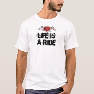 Camiseta Eu monto meus próprios (branco) as divas RC de