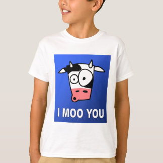 Camiseta Eu MOO você acobardo o tshirt da classe