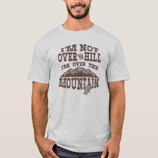 Camiseta Eu não estou sobre o monte que eu estou sobre a