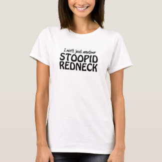 Camiseta Eu não sou apenas campónio de Anuther Stoopid