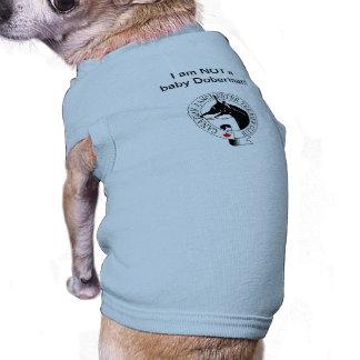 Camiseta Eu não sou… cão TankTop de CMTC (XS)