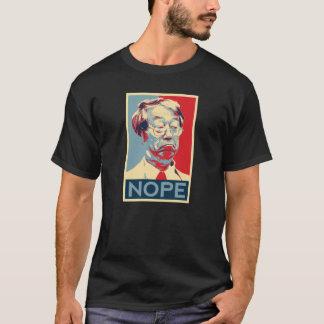"""Camiseta """"Eu não sou Dorian Satoshi Nakamoto """""""