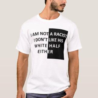 Camiseta Eu não sou um racista