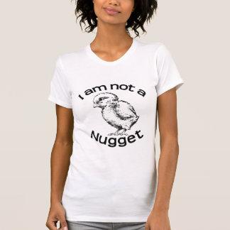 Camiseta Eu não sou uma pepita