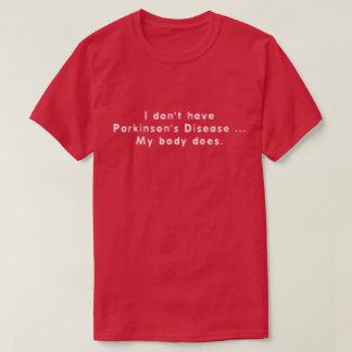 Camiseta Eu não tenho o drk T do paládio