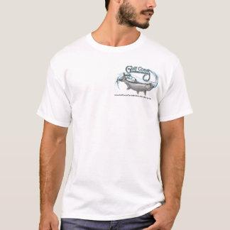 Camiseta Eu obtive meus peixes sobre com capitão Matt