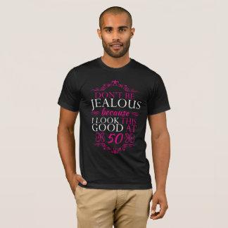 Camiseta Eu olho este bom no t-shirt 50