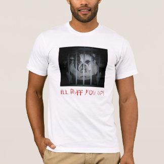 Camiseta Eu PAVÃO-DO-MAR você acima! T-shirt