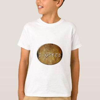 Camiseta Eu perguntei a pedreiro livre