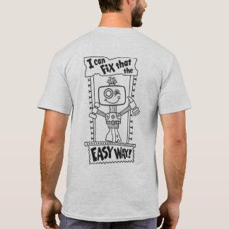 Camiseta Eu posso fixar que a forma facil!