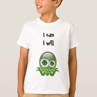 """Camiseta """"Eu posso mim"""" t-shirt de inspiração para miúdos"""