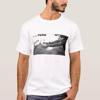 Camiseta eu posso obter sujo