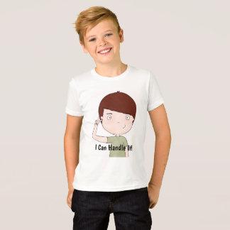 Camiseta Eu posso segurá-lo - t-shirt dos miúdos
