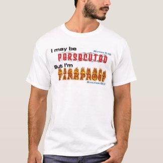 Camiseta Eu posso ser perseguido, mas eu sou À PROVA DE