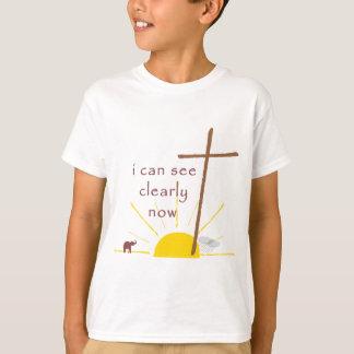 Camiseta Eu posso ver claramente agora…