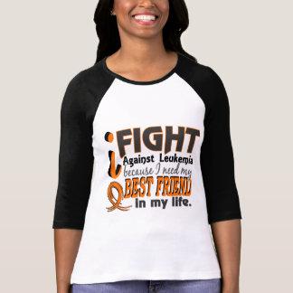Camiseta Eu preciso minha leucemia do melhor amigo