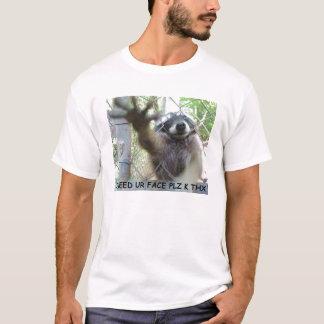 Camiseta Eu preciso sua cara