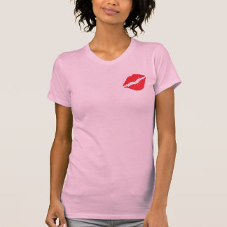 Camiseta Eu preferencialmente estaria beijando meu homem do