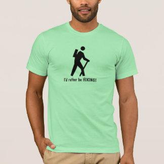 Camiseta Eu preferencialmente ESTARIA CAMINHANDO! T-shirt