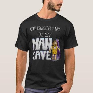 Camiseta Eu preferencialmente estaria em meu t-shirt da