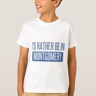 Camiseta Eu preferencialmente estaria em Montgomery