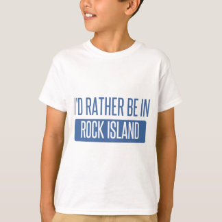 Camiseta Eu preferencialmente estaria em Rockford