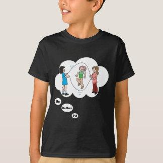 Camiseta Eu preferencialmente seria a corda de salto 4