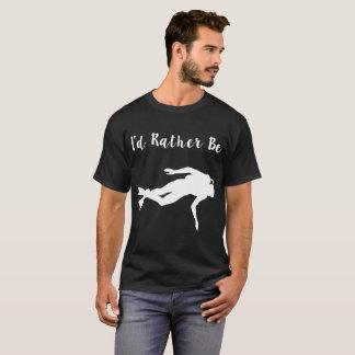 Camiseta eu preferencialmente seria surf