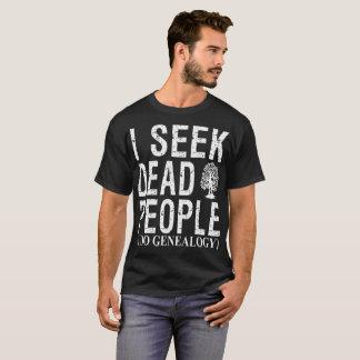Camiseta Eu procuro pessoas que inoperantes eu faço o