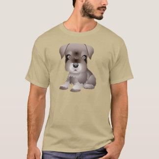 Camiseta Eu-queira o t-shirt do roupa do filhote de