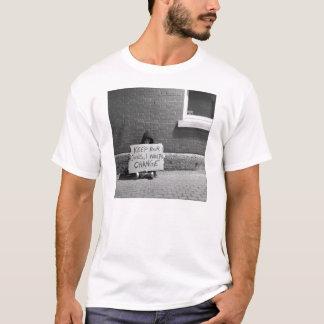 Camiseta Eu quero a mudança