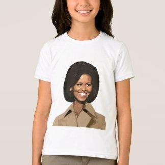 Camiseta Eu quero ser como Michelle!