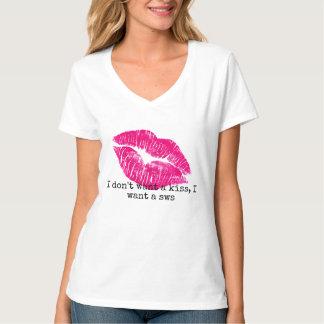 Camiseta Eu quero um Sws - t-shirt