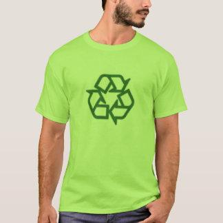 Camiseta Eu recicl