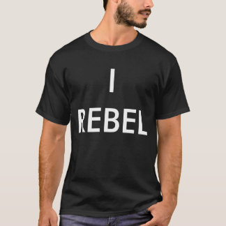 "Camiseta ""Eu revolto-me """
