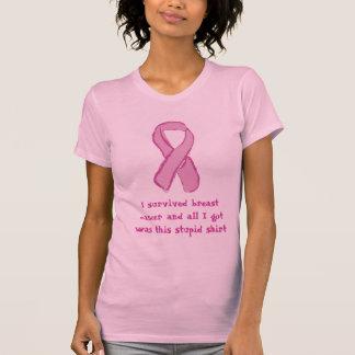 Camiseta Eu sobrevivi…
