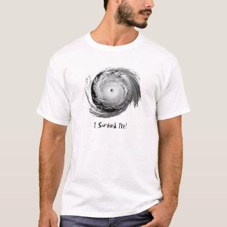 Camiseta Eu sobrevivi a Ike!